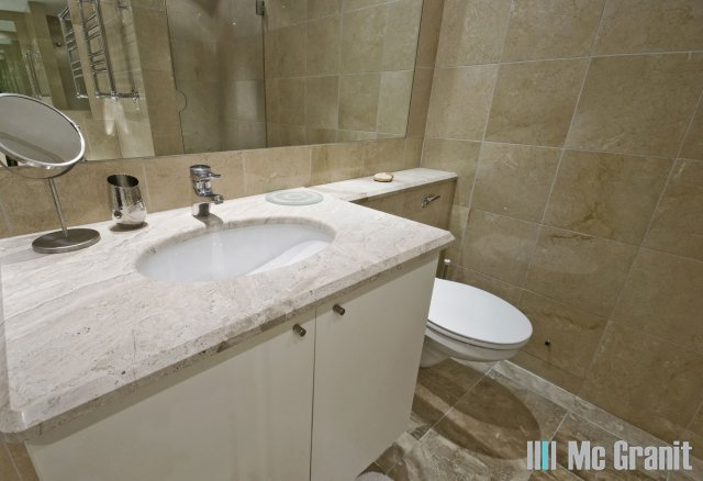 Blaty łazienkowe Blaty Granitowe Mc Granit